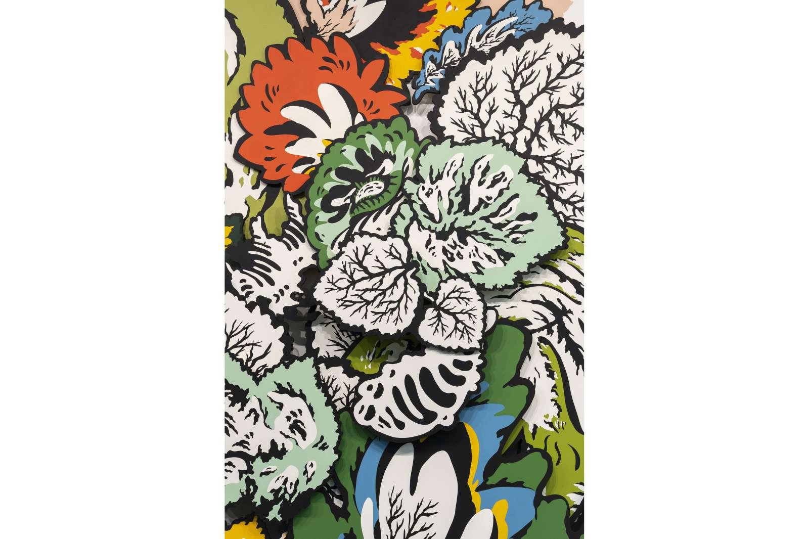 Natasha Bowdoin, Power Flower, 2021