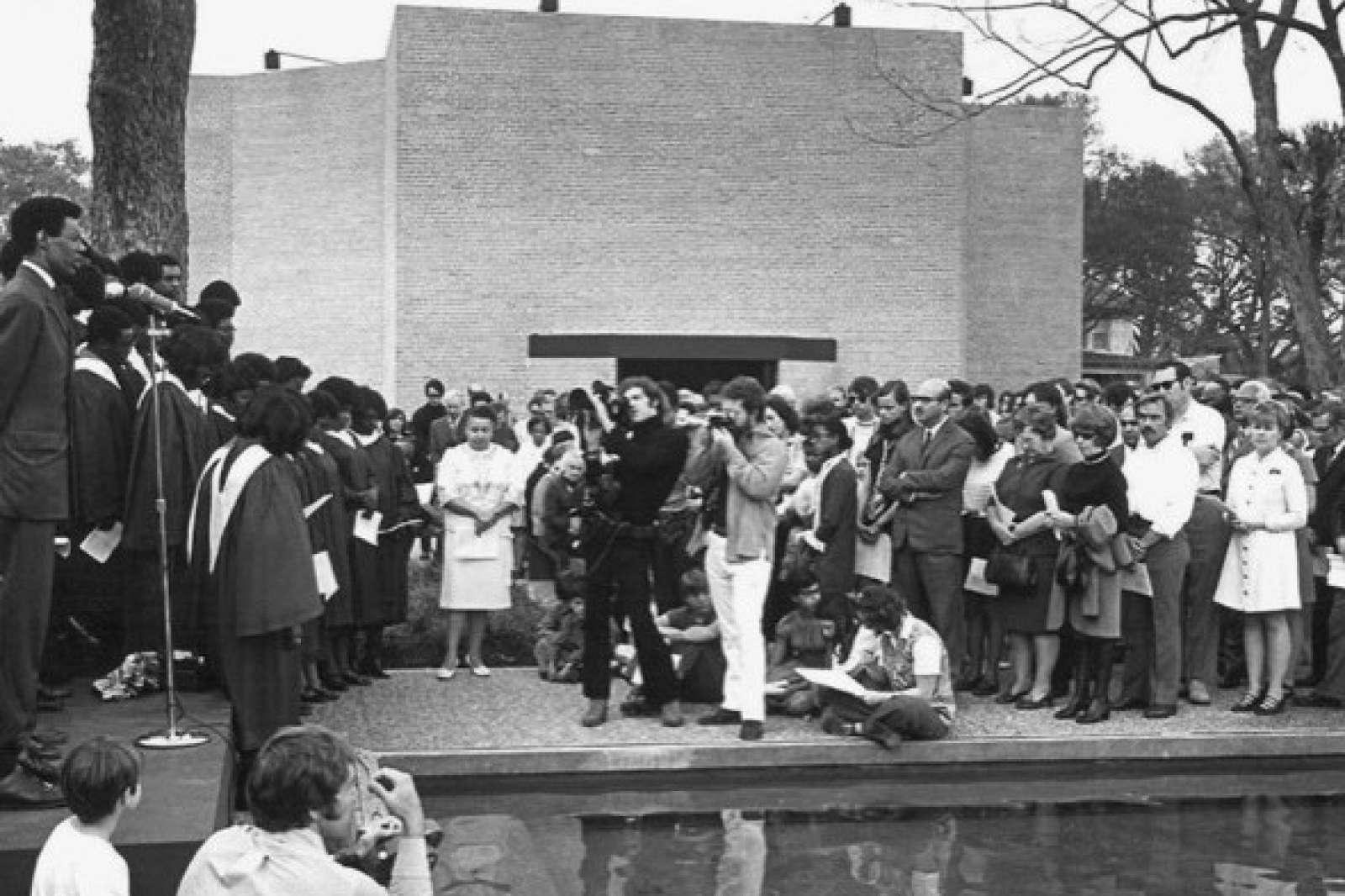 Courtesy Rothko Chapel. Photo: Hickey-Robertson, Houston