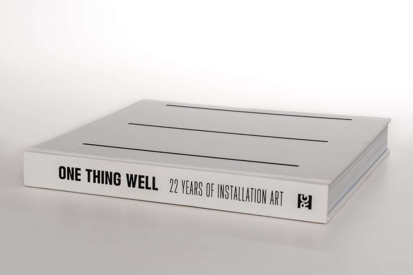 One Thing Well: 22 Years of Installation Art