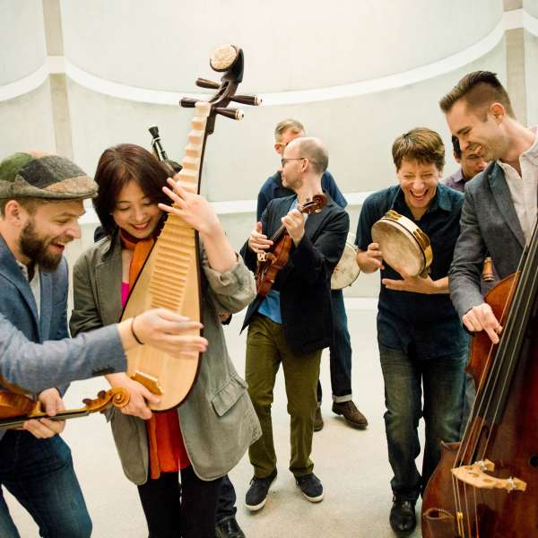 Musicians from Silkroad Ensemble. Photo: Liz Linder Photography