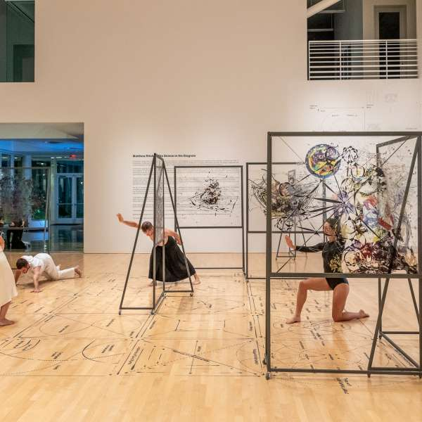 Dimensions Variable at the Moody Center for the Arts. Photo by Nash Baker.
