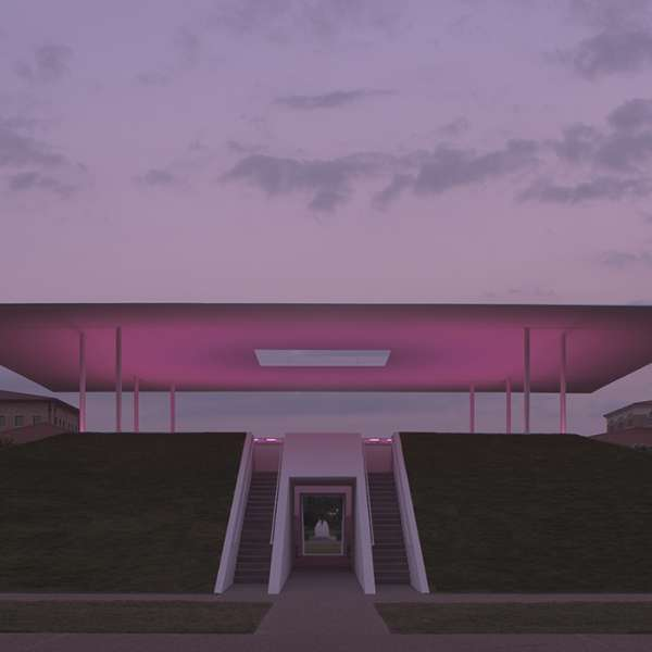 Twilight Epiphany (2012), The James Turrell Skyspace at the Suzanne Deal Booth Centennial Pavilion at Rice University. Photo Paul Hester. Image courtesy Rice University.