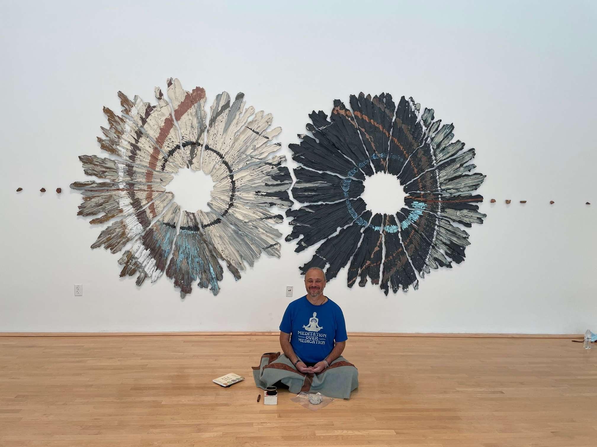 Alejandro Chaoul. Photo courtesy of Moody Center for the Arts